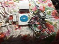 Wii console bundle,Wii sports,Wii remote etc