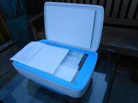 HP DeskJet 3634 Printer Scanner - - £15 - - -