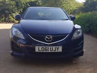 Mazda 6, 2012, AA Mechanical Report, Full Service History, 3 Months Warranty,