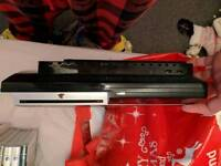PS3 console 1 controller 13 games