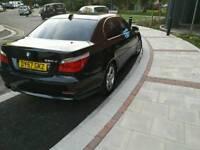 BMW 520d SE Black 57 Plate
