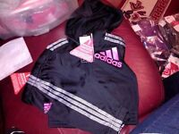 BRAND NEW WITH TAGS BABY BLING ADIDAS TRACKSUIT