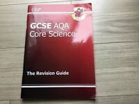 GCSE AQA Core Science Revision Guide