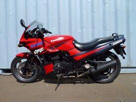 Kawasaki EX500 E9 Gpz500s No mot very little required to pass. sale by yellow 13 bike breakers