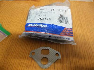 ACDelco 219-21 EGR Valve Gasket For Many 90's GM Applications