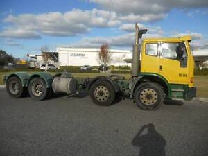 Inter Acco 2350 Twin Steer 8 X 4 Cab Chassis Automatic. Welshpool Canning Area Preview