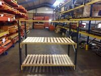 Used Pallet Racking/Shelving