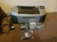 Epson Stylus photo R300 printer and spare ink cartridges. Great working order.