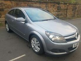 2007 Vauxhall Astra 1.4 i 16v SXi Sport Hatch 3dr LONG MOT 7 STAMPS IN SERVICE