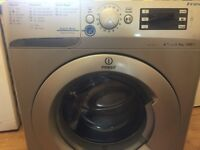 Sold 9KG, Indesit XEW91483 Washing Machine, Fully refurbished, delivery, Installation and Warranty02