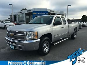 2012 Chevrolet Silverado 1500 LT |4WD Bluetooth for phone