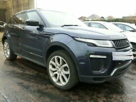 Right hand drive Front end assembly unit 2016 L538 RANGE ROVER EVOQUE facelift 1 2015 - 2018 RHD