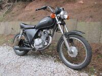 Suzuki Gn 125cc chopper bike 1983