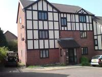 Redecorated and refurbished 1 bedroom 'garden' flat on popular residential development
