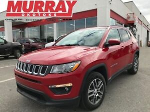 2017 Jeep Compass * UCONNECT! HEATED! BACK UP CAM! *