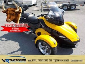 2008 Can-Am Spyder RS -