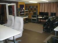 Recording Studio / Pro Tools / Live Sound Lessons