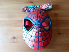 Spiderman mask brand new