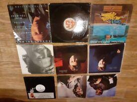 9 x robert palmer vinyl collection