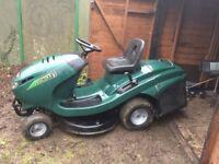 Hayter T-1385 Ride on Lawn Mower