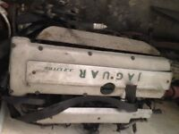 1995 Jaguar XJ6 3.2 Automatic gearbox in good condition £150 and 3.2 engine £200