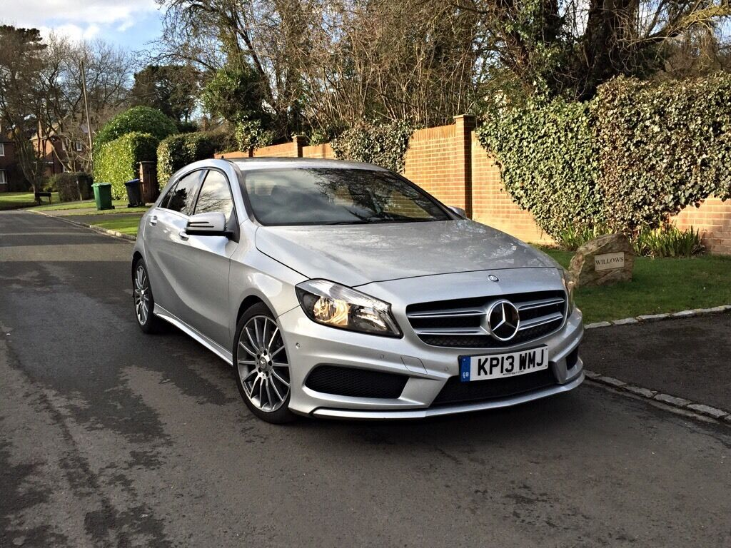 2013 mercedes a class amg sport a220 cdi 170bhp 7g tronic fsh hpi clear in maidenhead. Black Bedroom Furniture Sets. Home Design Ideas