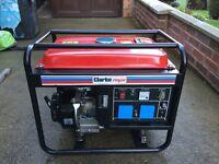 Clarke 2.8Kva 7hp petrol generator