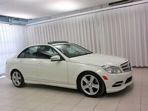 2011 Mercedes-Benz C-Class 4MATIC AWD SEDAN