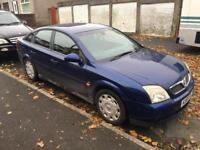 Vauxhall vectra 1.8 petrol