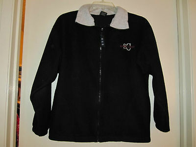 Santa Cruz Women Fleece Jacket Size Small