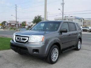 2010 Honda Pilot 4WD,8 Passenger , leather ,alloy