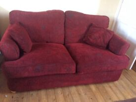 Two Seatet sofabed. Good condition. Please collect