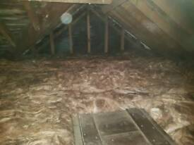 Loft/studwall/floor Insulation supply and installed only £5per SQM