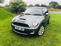 MINI COOPER S BHP 175 Full service History 6 Speed Low Mileage Long MOT & 2 Keys