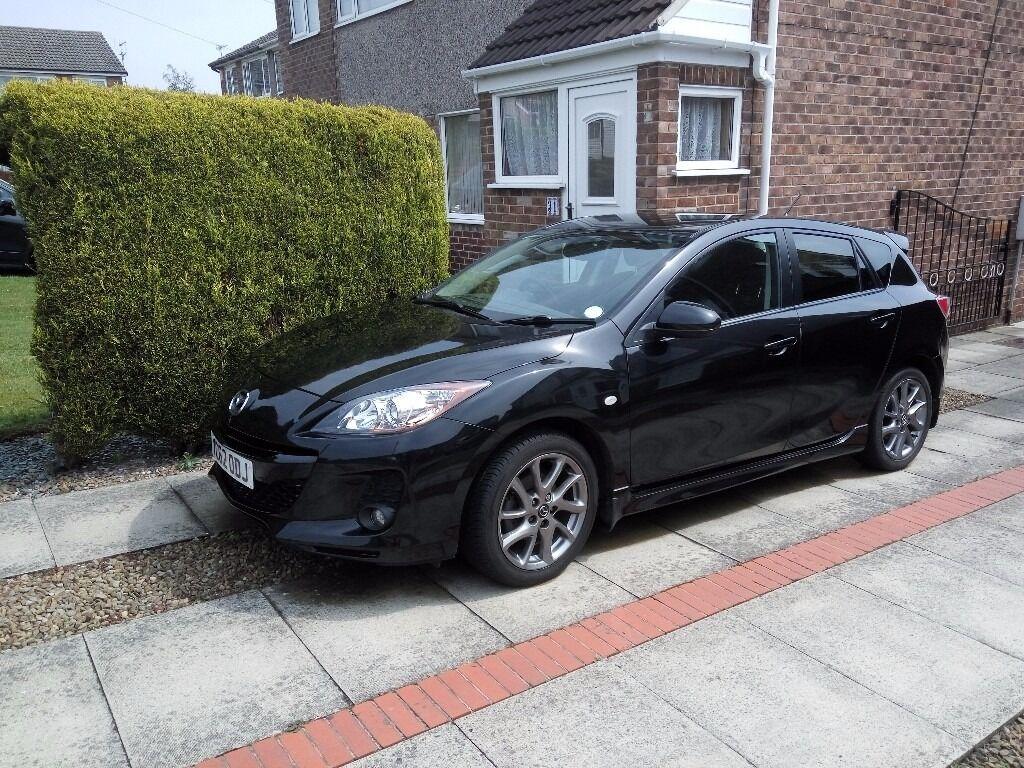 Black Mazda 3 Mazda 3 Black Venture Edition Late Oct 2012 A Low Mileage Mazda