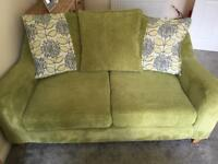 2 & 3 seater sofa set (open to offers)