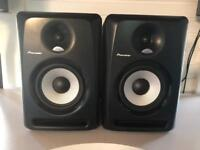 Pioneer S-DJ60X Pair DJ Speakers - Boxed CDJ XDJ DJJ RMX