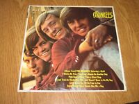 Vinyl copy of The Monkees 1966 LP