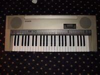 Vintage Technics SX-K250 electric keyboard