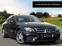 Mercedes-Benz E Class E 220 D AMG LINE PREMIUM (black) 2016-04-29