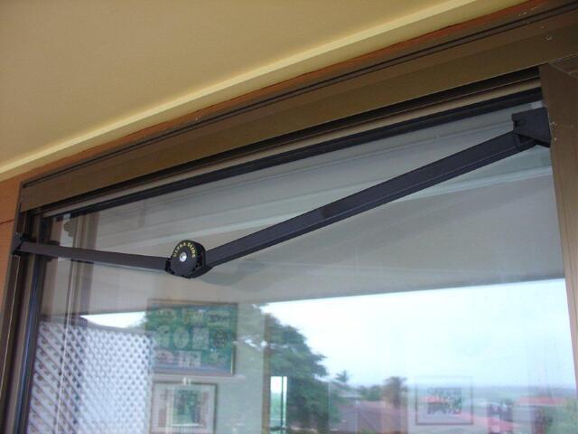 GlideRite ASDC  Sliding Insect Screen Door Automatic Closer Easy DIY Ultra Glide