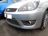 BREAKING --- Ford Fiesta Zetec S 16V 1.6L Petrol Manual 99BHP ------ 2006
