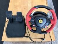 Thrustmaster Steering wheel X Box One