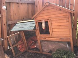 Rabbit pet cage