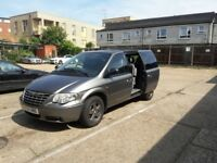Chrysler Grand Voyager Manual 5 Speed Petrol/LPG