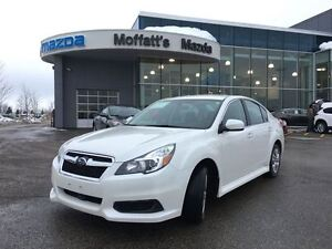 2014 Subaru Legacy 2.5i AWD, HEATED SEATS, BLUETOOTH, CRUISE