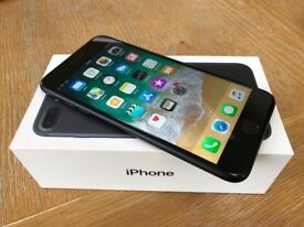 iPhone 7 Plus - 128GB - Unlocked - Black - Perfect Condition
