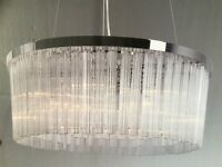 Chandelier. Ceiling Light from Next. Brand New