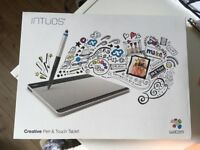 Wacom Intuos Small Creative Tablet BNIB