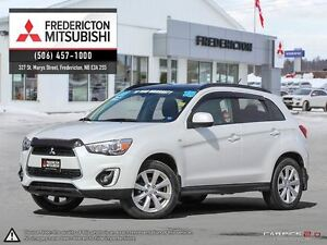 2015 Mitsubishi RVR GT! AWD! HEATED LEATHER! SUNROOF!